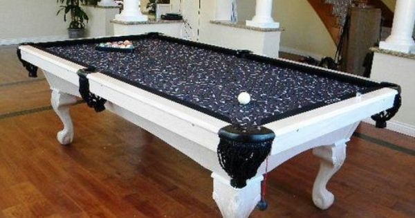 Best Pool Tables White Pool Tables Idea White Pool Table Pool Table Diy Pool Table