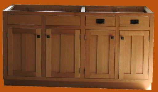 Craftsman Style Kitchen Cabinet Door Styles Mission Style Kitchen Cabinets Kitchen Cabinet Doors