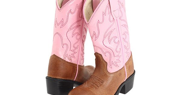 Old West Kids Boots J Toe Western Boot Toddler Little Kid Flower Girl Boots Girl Cowboy Boots Kids Cowboy Boots Girls Boots