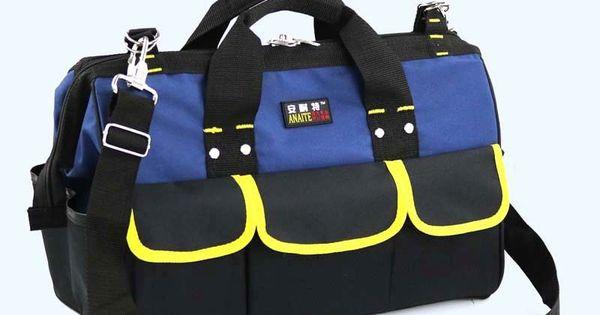 Mechaniker Werkzeug Tasche Leinen Multi-funktions Lagerung-hand Werkzeugtasche