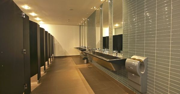 Stainless Steel Bathroom Partitions Decoration Delectable Inspiration