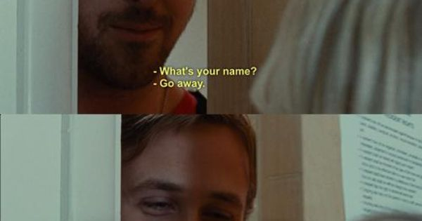blue valentine le film