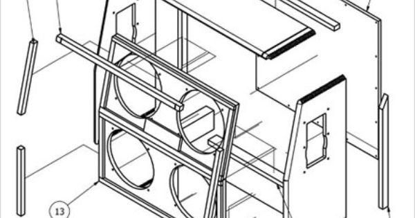 speaker cabinets design
