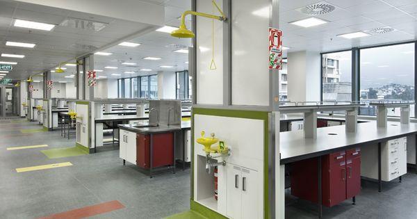 lab works architecture wins international laboratory