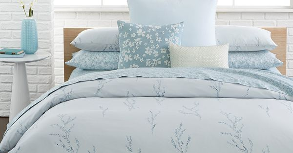 Calvin Klein Heather Comforter And Duvet Cover Sets