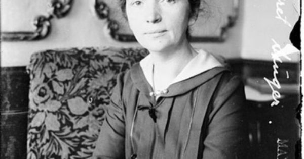 essays on margaret sanger This essay by margaret sanger (1879-1966), pioneering advocate of birth control , emphasizes the importance of women's right to their body, specifically in terms.