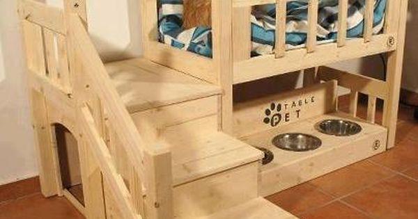 Milk Crate Bunk Bed