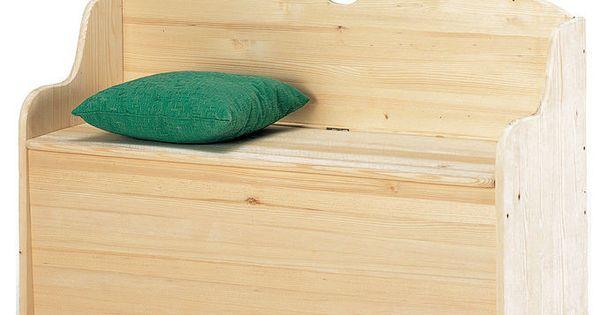 Cassapanca per esterno baule contenitore in legno massello for Mobili willy rizzo