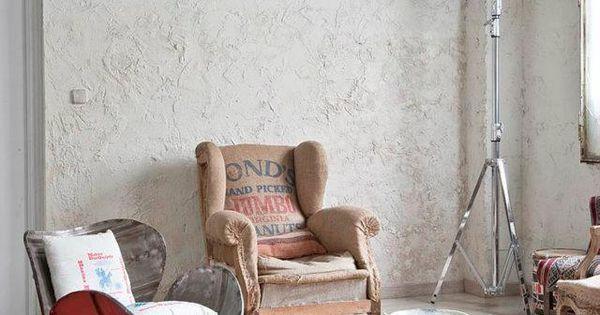 Modern living room - image