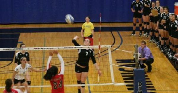 Lawrence Claims Nac Weekly Award Women Volleyball Athlete Student Athlete