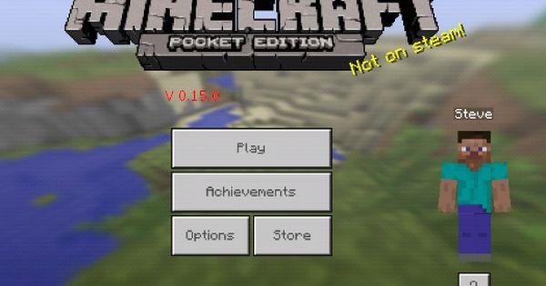 Baixar Minecraft Pocket Edition 0 15 0 Apk Baixar Minecraft Jogos Minecraft Skins Para Minecraft