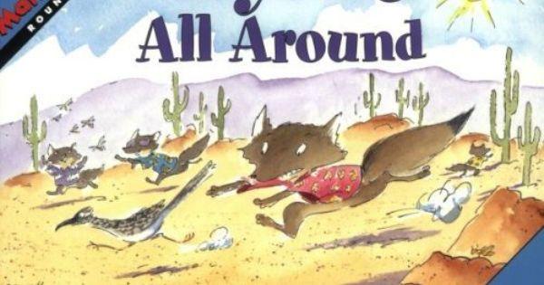 ... by Stuart J. Murphy   Stories for teaching math   Pinterest   Coyotes