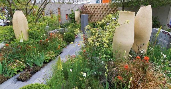 L 39 am nagement de jardins paysagers modernes en 20 id es for Idees jardins paysagers