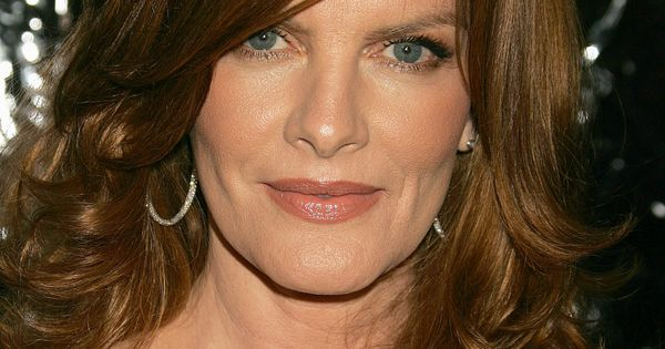Rene Russo Natural Hair Color