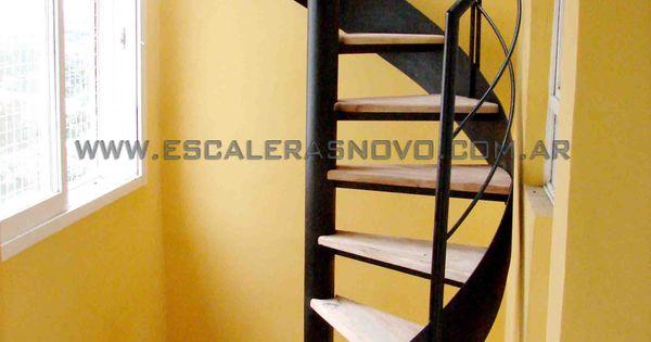 Escaleras caracol cinta helicoidal arquitectura y dise o - Escalera caracol usada ...