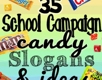 school campaign candy slogans and ideas | SCA Posters ...