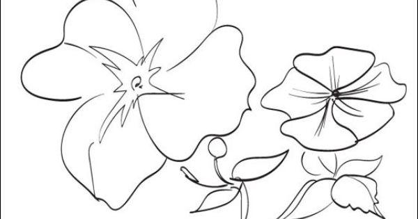 impatients coloring pages-#4