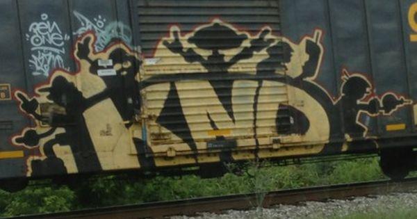 Gringophobia Graffiti Cartoon Network Art