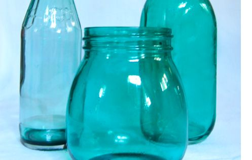 WATERPROOF alternative to mod podge and food coloring glass dye. Vitrail glass