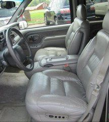 Chevy Suburban Tahoe And Gmc Yukon Captain Chairs Seat Covers In