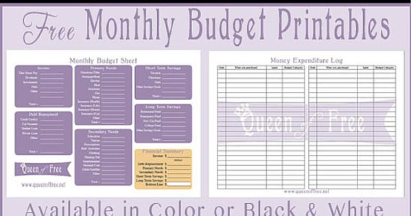 free printable budget worksheet to be finance and printable budget worksheet. Black Bedroom Furniture Sets. Home Design Ideas