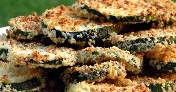 Baked Zucchini Fries with Onion Dipping Sauce | Recipe | Oven Fried ...