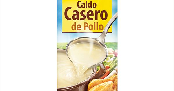 Gallina Blanca Packaging Images On Behance Gallinas Casero Caldo