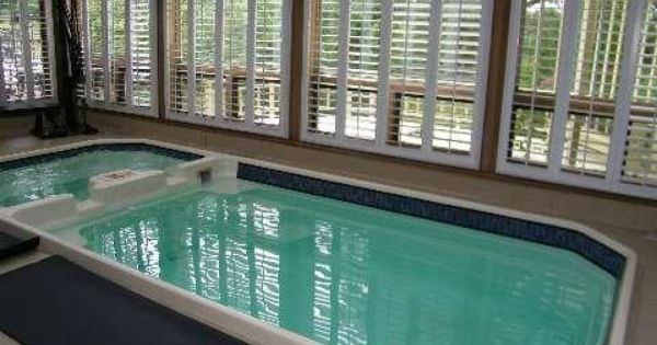 Indoor Lap Pool Pool Hot Tub Pool Life Backyard Pool