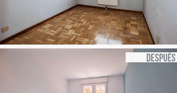 Decoraci n de interiores antes y despu s reforma integral - Trabajos de decoracion de interiores ...