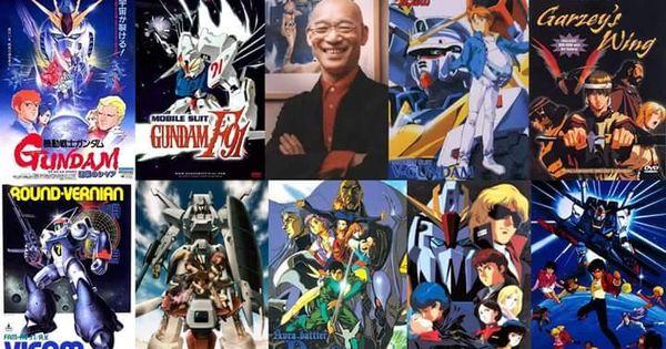 Anime Characters Born November 5 : Mobilesuit gundam tomino yoshiyuki born november