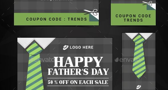 fathers day flyer psd