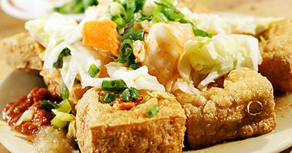 Image result for taiwan Stinky tofu