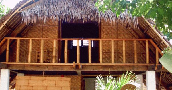 Nature Friendly Bamboo House Design: Philippines Native House Design Http Www Beachresortfinder
