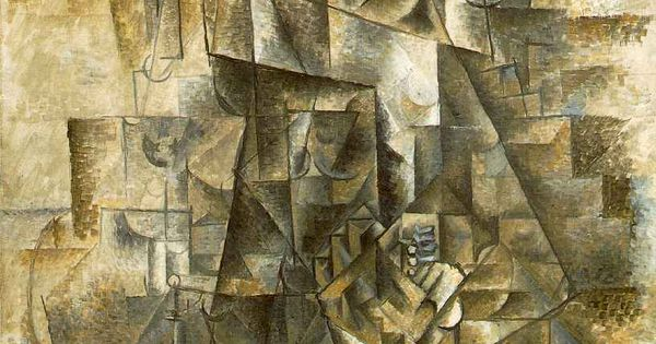 the accordionist pablo picasso 1911 abstract art