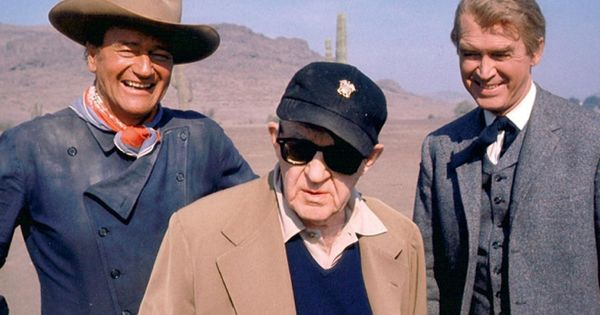 The Man Who Shot Liberty Valance Set