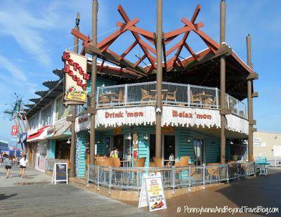Capt N Jack S Island Grill In Wildwood Wildwood Nj Wildwood Nj Beaches