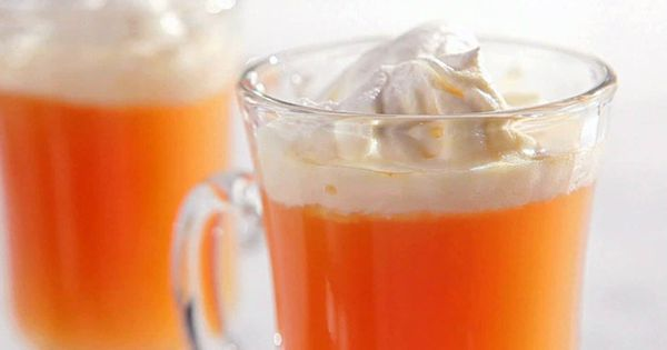 Hot Orange Toddy FNThanksgiving Food Recipe Yummy Meals Dinner Chef Cook Bake