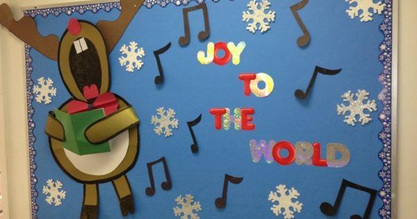 Winter Wonderland Bulletin Board Ideas Google Search