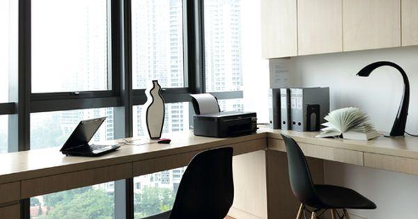 Metaphor Studio - Home & Decor Singapore  I - Study  Pinterest  서재, 거실 및 ...