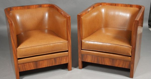 Delta Co French Art deco furniture collection ...