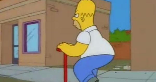 Borracho Infeliz No Te Doy Otra No Mas Porque Tengo Que Buscar A Mis Hijos En La Escuela Los Simpson Infeliz Borracho