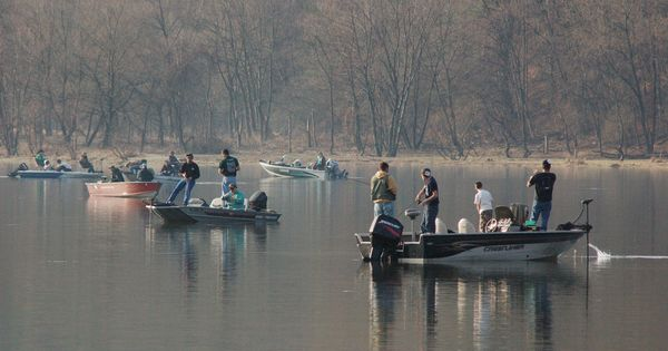 Hamilton Lake Is Located Just East Of Wellsboro And Is A