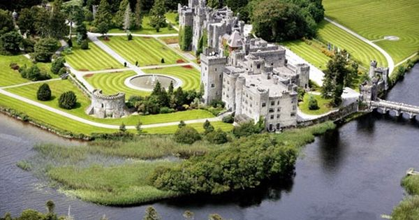 One of my favorite places in the whole world, Ashford Castle, Ireland.