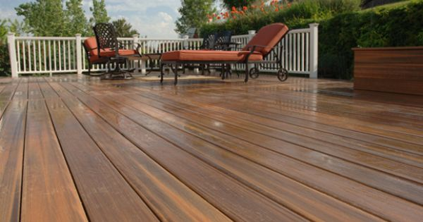 Horizon Composite Decking And Railing From Fiberon