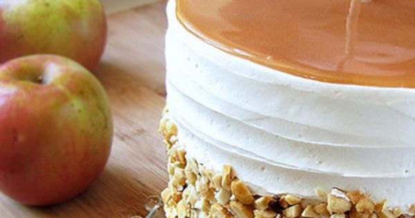 Caramel Apple Cake Recipe | The Great Cake Company