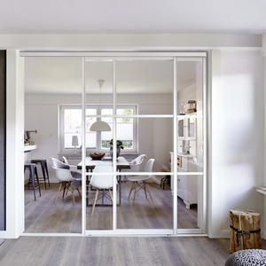 Tolle Raumteiler Glas Raumteiler Glastur Wohnzimmer Wohnen