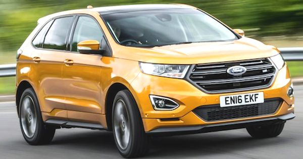 2021 Ford Edge Redesign Release And Price Ford Edge 2019 Ford