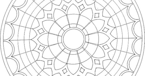 Mandalas à Imprimer, Mandalas à Colorier, Mandalas à
