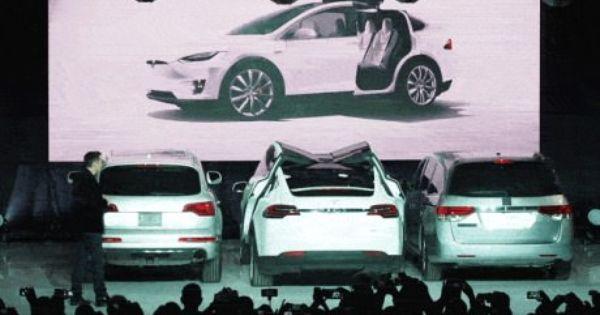 Tesla Model X 9gag