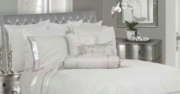 Chambre a coucher deco pinterest sovrum for Chambre a coucher facebook